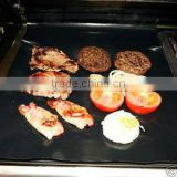 Barbeque Non-Stick liner ; BBQ grill mat ,Easy clean sheet .Cook on Weber