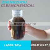Linear Alkyl Benzene Sulfonic Acid Manufacturer