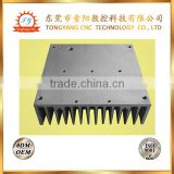 TYCNC the custom aluminum enclosure heat sink factory in China