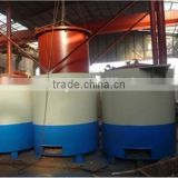 hot selling high quality jute sticks charcoal making machine