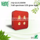 Red mercury price , vanq integrated 300w grow lamp , copper and silver led chip ,Aluminum shell