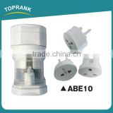 Toprank New Safety Protector Shutter Multiple Europe Plug Adapter Worldwide Universal Travel Adapter Plug Image