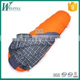 New design durable foldable sleeping bag