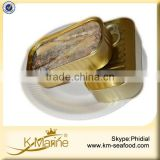 Wholesale Small Size Top Ingredient Canned Sardine Fish