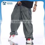 Wholesale hip hop clothing plus size hip hop dance pants for men