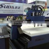 HEFEI SUDA CNC CENTER SELL SUDA MULTISTAGE CNC ROUTER SM1630