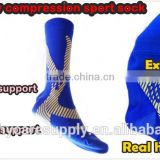 Sporty Athletic Special Design Crew Compression Socks