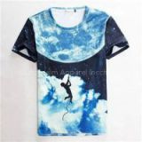 Newest Fashionable 3D Woman T Shirt