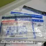 tamper evident security evidence bags for banks