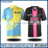 custom jersey football model, black yellow soccer jersey 2017