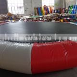 Small customized water trampoline for sale