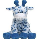 cute plush dairy cow Baby toy B 3299