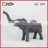 Wholeasale plastic animal shantou toys with IC elephant