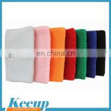 Customized promotional plain cheap bulk sweatbands