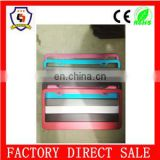 Hot Sale logoed durable Custom License Plate Frames/ blank number plate frame with any colors HH-licence plate-(34)