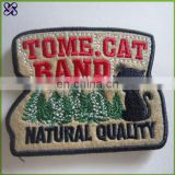 Indian hand embroidered badge/embroidered patch maker