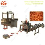 Peanut Frying Machine Line Price|Best Fried Peanut Production Line|Hot Selling Fried Peanut Making Machine