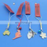 phone charms strap/2016 new arrival/kangroo shaped phone charm