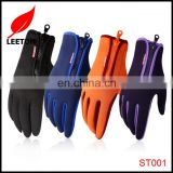 Factory supply Woman and man winter warm smart screen touch gloves