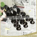 100% chemical free unprocessed soft all textures quality virgin body wave brazilian hair bundles