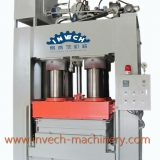 Moulded Wood Sawdust Pallet Production Line