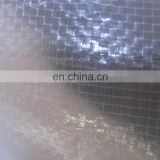 Agricultural textile woven fabric transparent pe tarpaulin for greenhouse with uv treatment