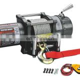 4x4 offroad 12v /24v electric car winch 9500 LBS with remote control