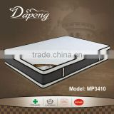Multi-functional latex foam gel memory foam pocket spring mattress fancy bedroom furniture