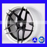 Replica car aluminum wheel rim rotiform 2pcs for cars wheel