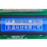 small size 12232 blue white lcd display module with led backlit and wide operation temperature available                                                                         Quality Choice