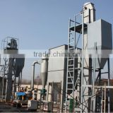 tyre oil pyrolysis machine waste tyre oil and carbon black recycling machine with CE ISO