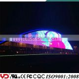 outdoor programmable pvc lamp body material artistic led light bridge projects