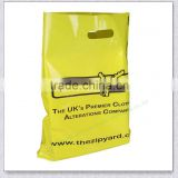 custom made printed LDPE plastic carrier bag with reinforced handle                                                                                                         Supplier's Choice