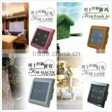 Taiyito Smart home Wall touch Switch power supply light wall switch, 3 Gang, Zigbee Technology, Smart Home System