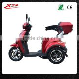 three wheel adults lithium battery disabled electric tricycle adults                                                                                                         Supplier's Choice