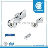 802 Hot sale roller shutter door lock cylinder /mortise door lock with competitive price