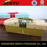 2016 new custom printed design, Christmas gift box packaging                                                                                                         Supplier's Choice