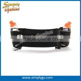 (#1 hydration pack) diving leica material fanny pack wholesale running belt private label led running belt