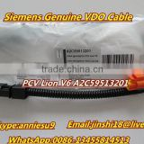 Siemens Genuine & New VDO Cable for PCV Lion V6 A2C59513201