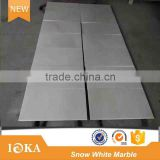 Good Quality Snow White Marble Slab for Sale