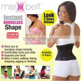 Woman Body Shaper Slimming AS Seen On TV Waist Belt Vest Shaper Miss Belt