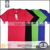 bulk wholesale good quality customized available new style hemp fabric t-shirt