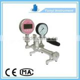 portable handheld Pneumatic Pressure Calibration Pump