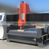 China Heavy duty structure Stone cnc router granite router engraving cutting machine marble engraving machine