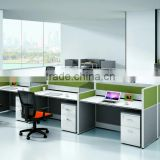 modern office workstations, modular call center screen partition, call center workstation