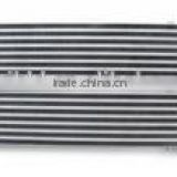 "UNIVERSAL DUAL TWIN PASS 3"" 76mm FRONT MOUNT INTERCOOLER FMIC 600*300*76mm CORE"
