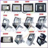 ce rohs approved smd 5730 led ip65 ip66 floodlights reflectors 10w 20w 30w 50w 100w 150w 200w led outdoor flood lights