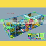 2015 Guangzhou High Profit soft indoor playground set H38-0215