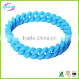 Good sales Silicone braided bracelet