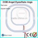 New Plasma COB halo led ring light RGB Remote controller single color size from 60mm to 140mm